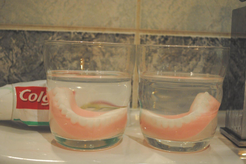 Soap Handmade False Teeth Dentures Soap � Birthday present, party filler, practical joke, Novelty