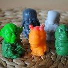 Handmade Star Wars Figure Soaps – Star Wars, birthday present, party filler