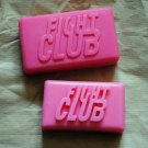 2 x Handmade Fight Club Soaps – Novelty, gift, geeky soap