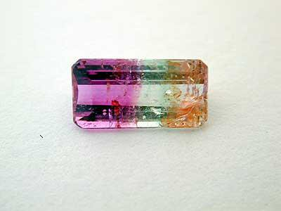 Certified Quartz Doublets Try-color AAA Quality 18x13 mm Faceted Octagon 1 pc loose gemstone