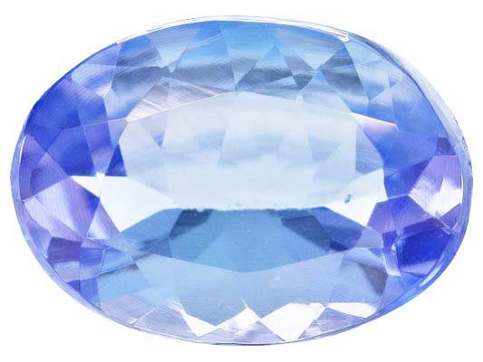 Certified Natural Tanzanite AA Quality 8x6 mm Faceted Oval 2 pcs pair loose gemstone