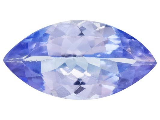 Certified Natural Tanzanite AA Quality 5x2.5 mm Faceted Marquise 50 pcs lot loose gemstone