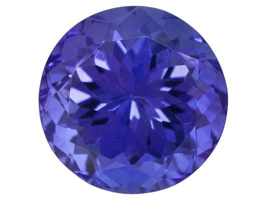 Certified Natural Tanzanite AAA Quality 3 mm Faceted Round 10 pcs lot loose gemstone