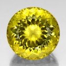 Certified Natural Lemon Quartz AAA Quality 4 mm Faceted Round 10 pcs lot loose gemstone