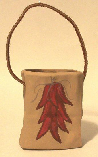 Ornament Southwestern Luminaria Chili Ristra