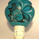 Night Light Southwestern Turquoise