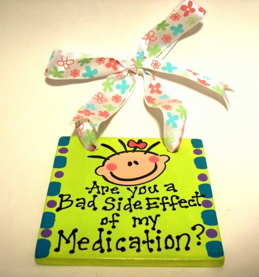 Medicated Handpainted Tile