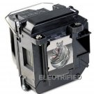 OEM COMPATIBLE (ELPLP60) LAMP IN HOUSING FOR EPSON PROJECTOR MODEL EB-95