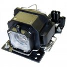 LAMP IN HOUSING FOR HITACHI PROJECTOR MODEL CPX5W (H62)