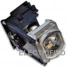 MITSUBISHI VLT-XL650LP VLTXL650LP LAMP IN HOUSING FOR PROJECTOR MODEL XL650U