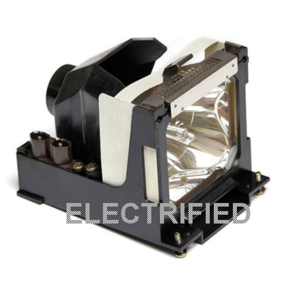 EIKI POA-LMP53 POALMP53 OEM LAMP IN E-HOUSING FOR MODEL LC-XB10D