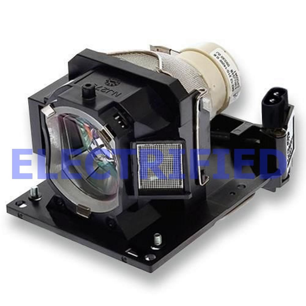 HITACHI DT-01411 DT01411 LAMP IN HOUSING FOR PROJECTOR MODEL CP-AW312WN