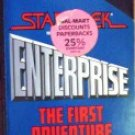 Star Trek:The First Adventure by McIntyre, Vonda N