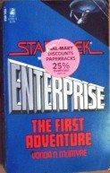 Star Trek:The First Adventure by McIntyre, Vonda N