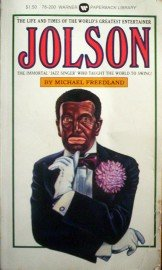 Jolson by Freedland, Michael