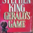 Gerald's Game by King, Stephen