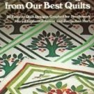 Needlecraft Designs from our Best Quilts by Johnson, Mary Elizabeth; Hurt,