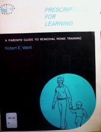 Prescriptions for Learning by Valett, Robert E.