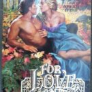 For Love and Honor by Speer, Flora