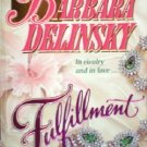 Fulfillment by Delinsky, Barbara