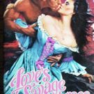 Love's Savage Embrace by Bowersock, Melissa