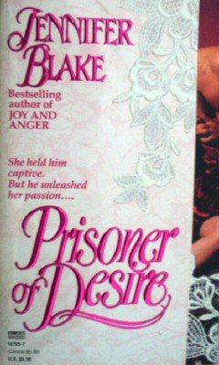 Prisoner of Desire by Blake, Jennifer