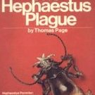 The Hephaestus Plague by Page, Thomas