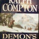 Demon's Pass by Compton, Ralph