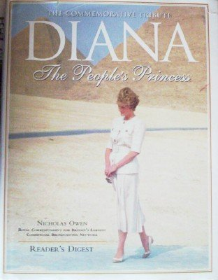 Diana The People's Princess by Owen, Nicholas