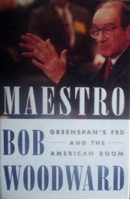 Maestro by Woodward, Bob