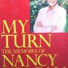 My Turn The Memoirs of Nancy Regan by Regan, Nancy