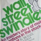 Wall Street Swindler by Hellerman, Michael