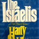 The Israelis The Portrait of a People by Golden, Harry