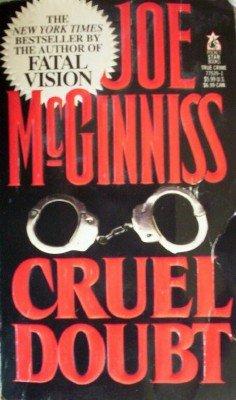 Cruel Doubt by McGinniss, Joe