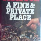 A Fine & Private Place by Simpson, John
