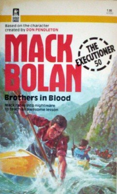 Executioner:Brothers in Blood # 50 by Pendleton, Don