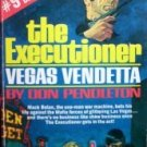 The Executioner Vegas Vendetta # 9 by Pendleton, Don