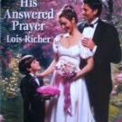 His Answered Prayer by Richer, Lois
