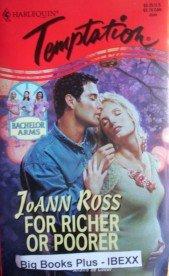 For Richer or Poorer by Ross, Joann