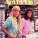 Best Friends Don't Tell Lies by Barr,Linda