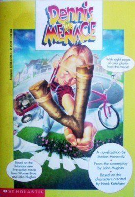 Dennis the Menace by Horowitz, Jordan
