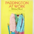 Paddington at Work by Bond, Michael