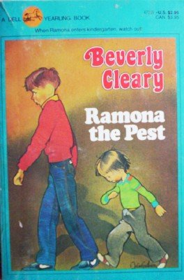 Ramona the Pest by Cleary, Beverly