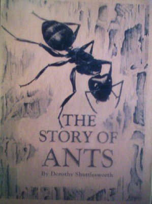The Story Of Ants by Shuttlesworth, Dorothy