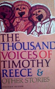 The Thousand Voices of Timothy Reece & Other by Lumley, Kathryn W