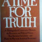A Time For Truth by Simon, William