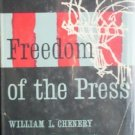 Freedom of the Press by Chenery, William L