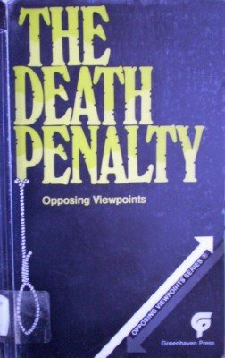 The Death Penalty by Bender, David L (editor)