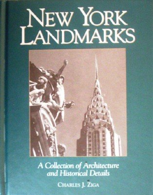 New York Landmarks by Ziga, Charles