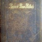 Barrack Room Ballads (Leather) by Kipling, Rudyard